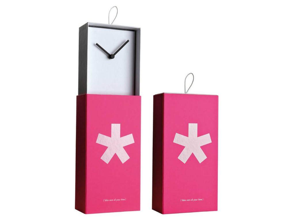 Clock in a box - 01 - Asterisk