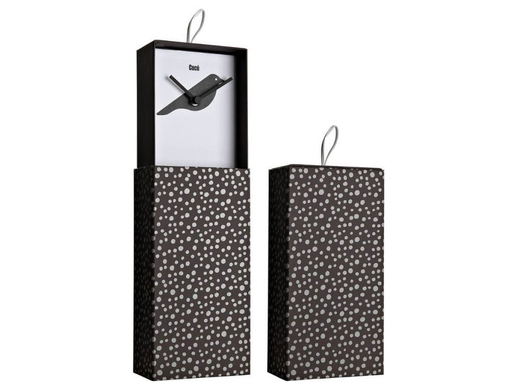 Clock in a box - 02 - Cu Cu
