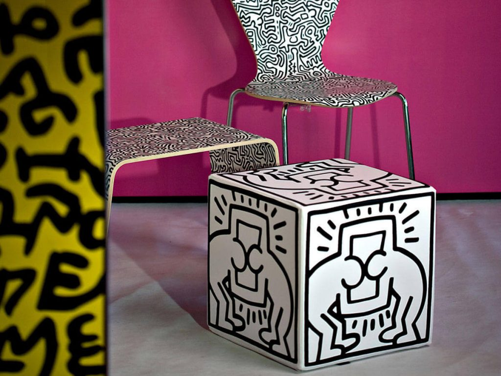 Cubolibre Figures Pouf by Creativando