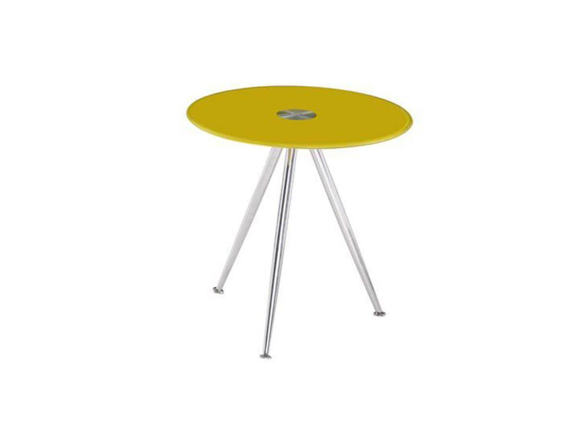 KARLOS stolić za kavu - 01 - Žuti