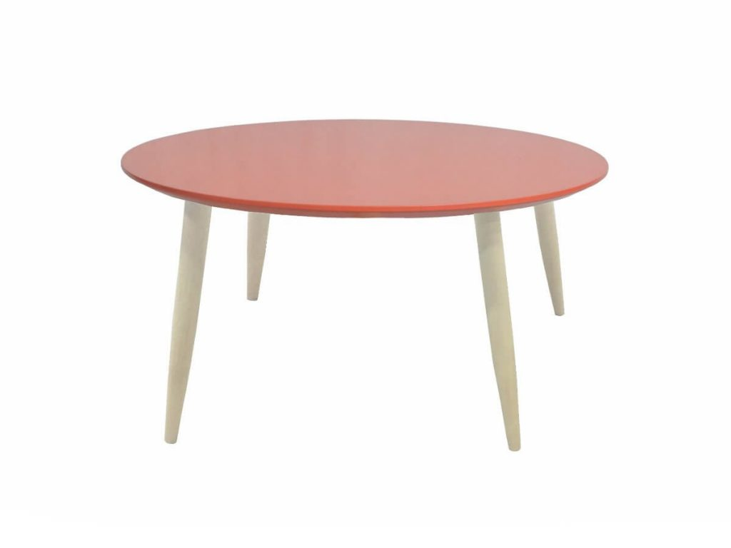 MANON okrugli stolić - Crveni