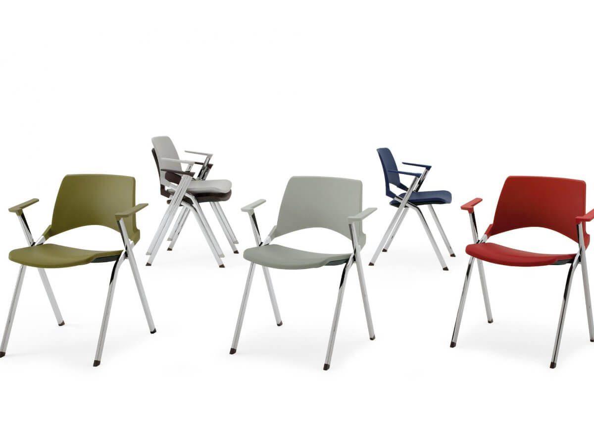 KEY OK stolica s naslonom za ruke - 01