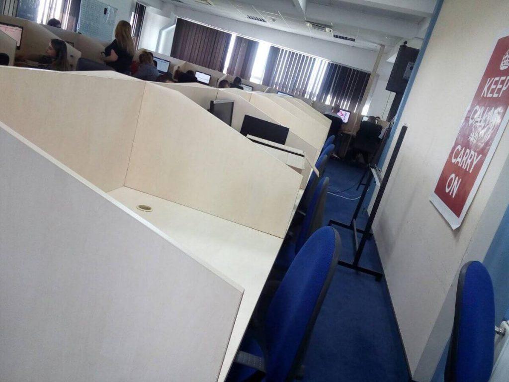 OAZA Call & Contact Center - 03